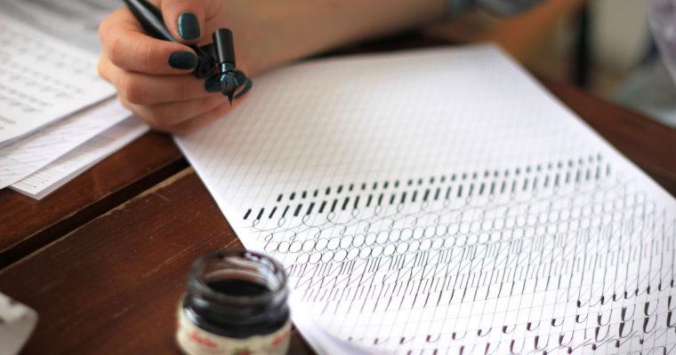 Сетки для занятий каллиграфией